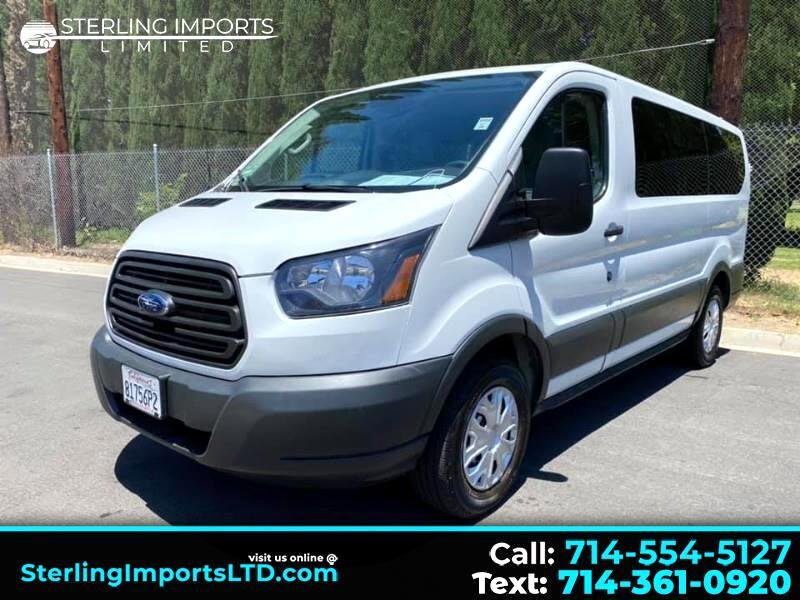 Ford Transit 150 Wagon Low Roof XL w/Sliding Pass. 130-in. WB 2016
