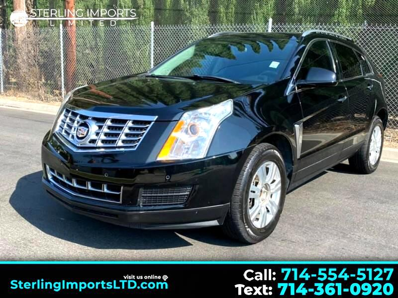 Cadillac SRX Luxury Collection FWD 2015