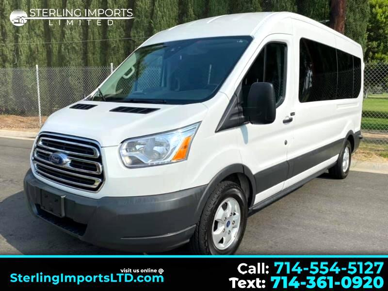 Ford Transit 350 Wagon Med. Roof XLT w/Sliding Pass. 148-in. WB 2018