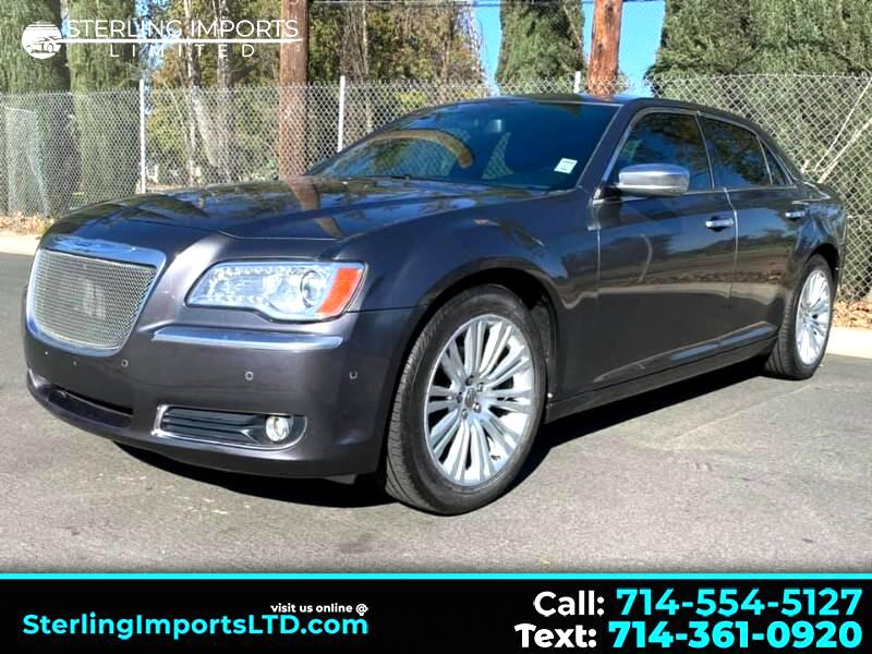 Chrysler 300 C John Varvatos Luxury RWD 2014