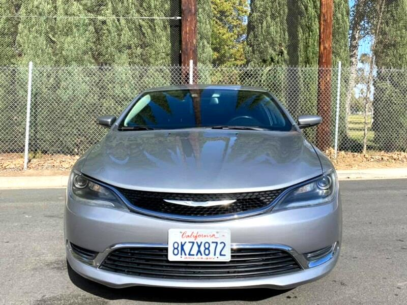Used Chrysler 200 Santa Ana Ca