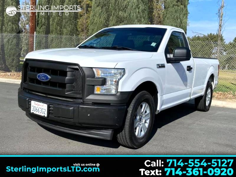 Ford F-150 XLT 8-ft. Bed 2WD 2017
