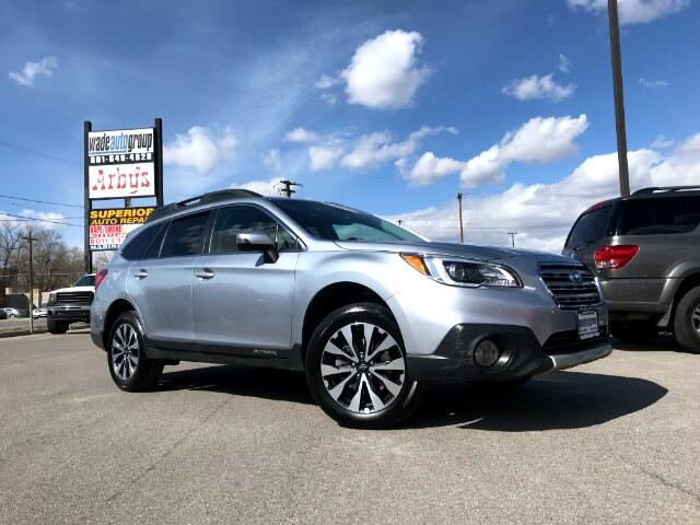 2017 Subaru Outback 2.5i Limited W/Eye Sight