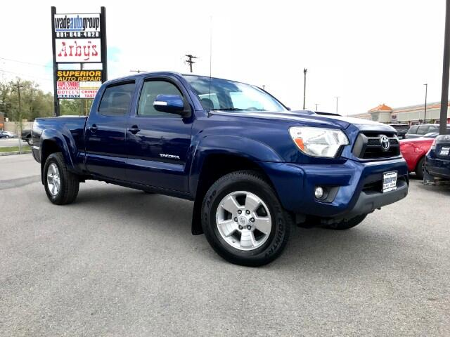 2014 Toyota Tacoma Double Cab Long Bed TRD SPORT 4WD