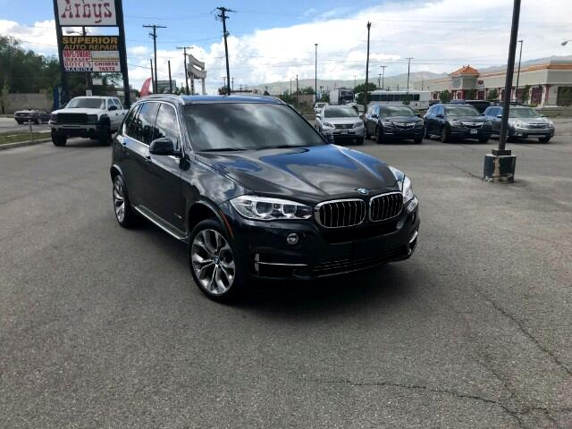 2015 BMW X5 X5 35I XDRIVE LUX W/3rd Row