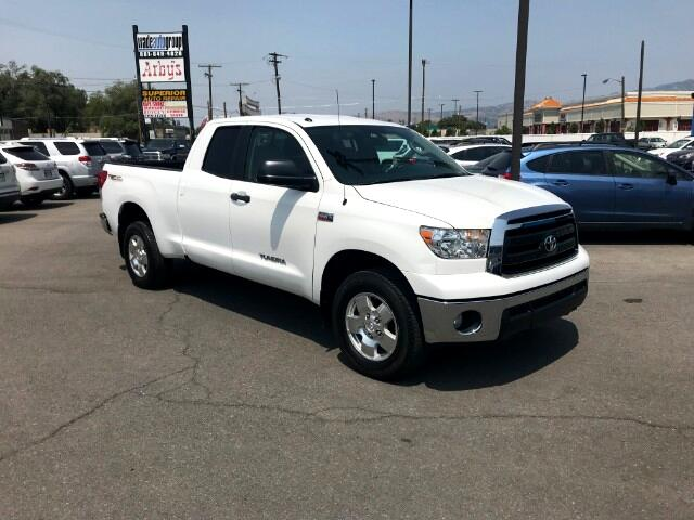2013 Toyota Tundra Double Cab 4X4 TRD OFFROAD 5.7L V8