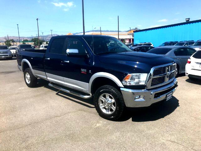 2012 RAM 2500 Laramie Crew Cab Long Bed 4WD 6.7L Turbo Diesel