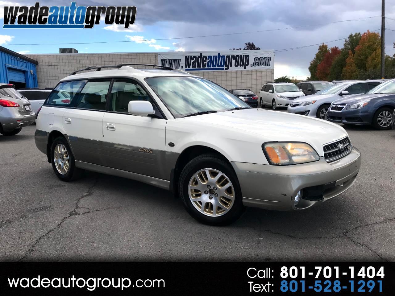 2003 Subaru Outback H6-3.0 L.L. Bean Edition Wagon