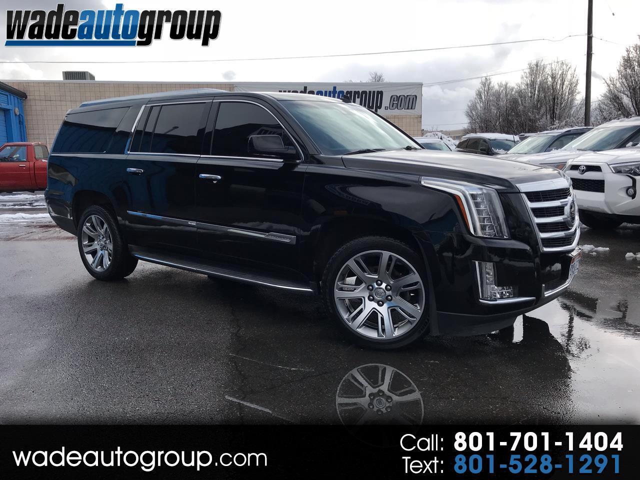 2015 Cadillac Escalade ESV Premium 4WD