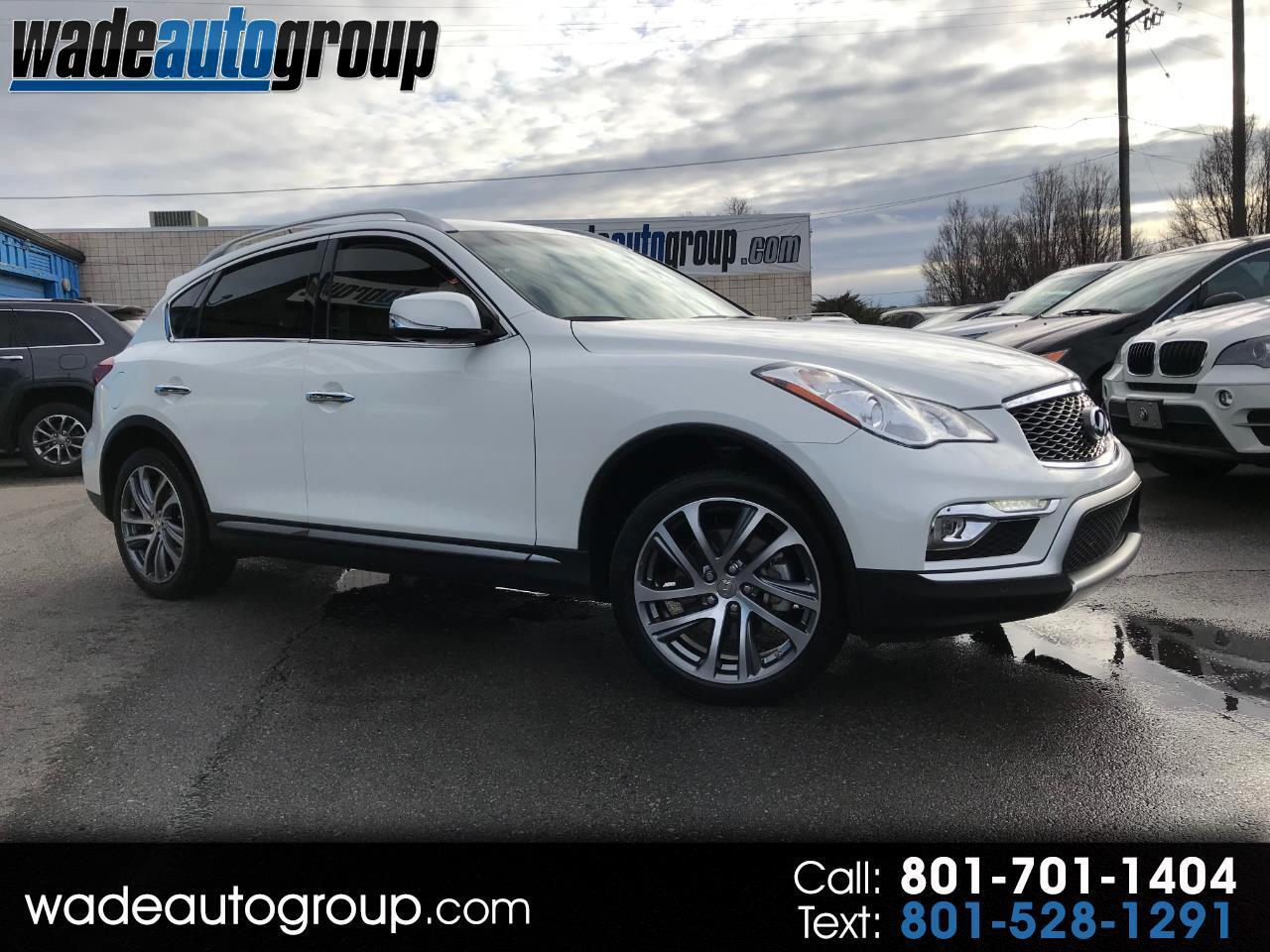 2017 Infiniti QX50 Journey AWD
