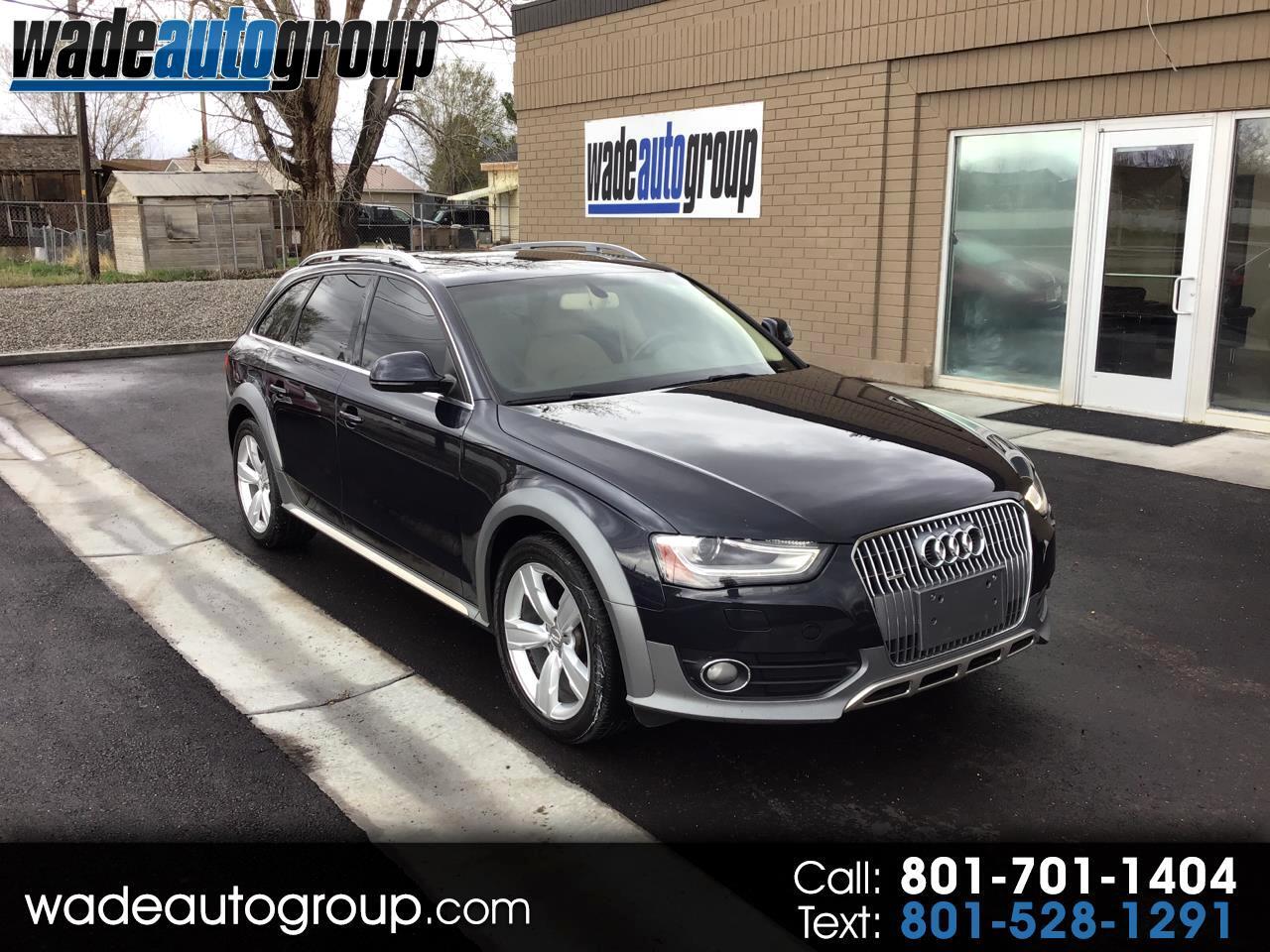 Audi allroad Premium Plus quattro 2015