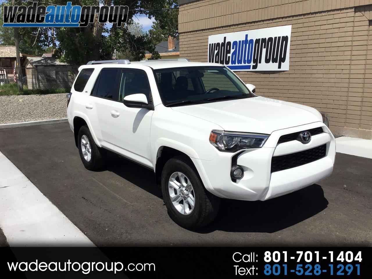 2016 Toyota 4Runner SR5 4WD W/ 3rd Row