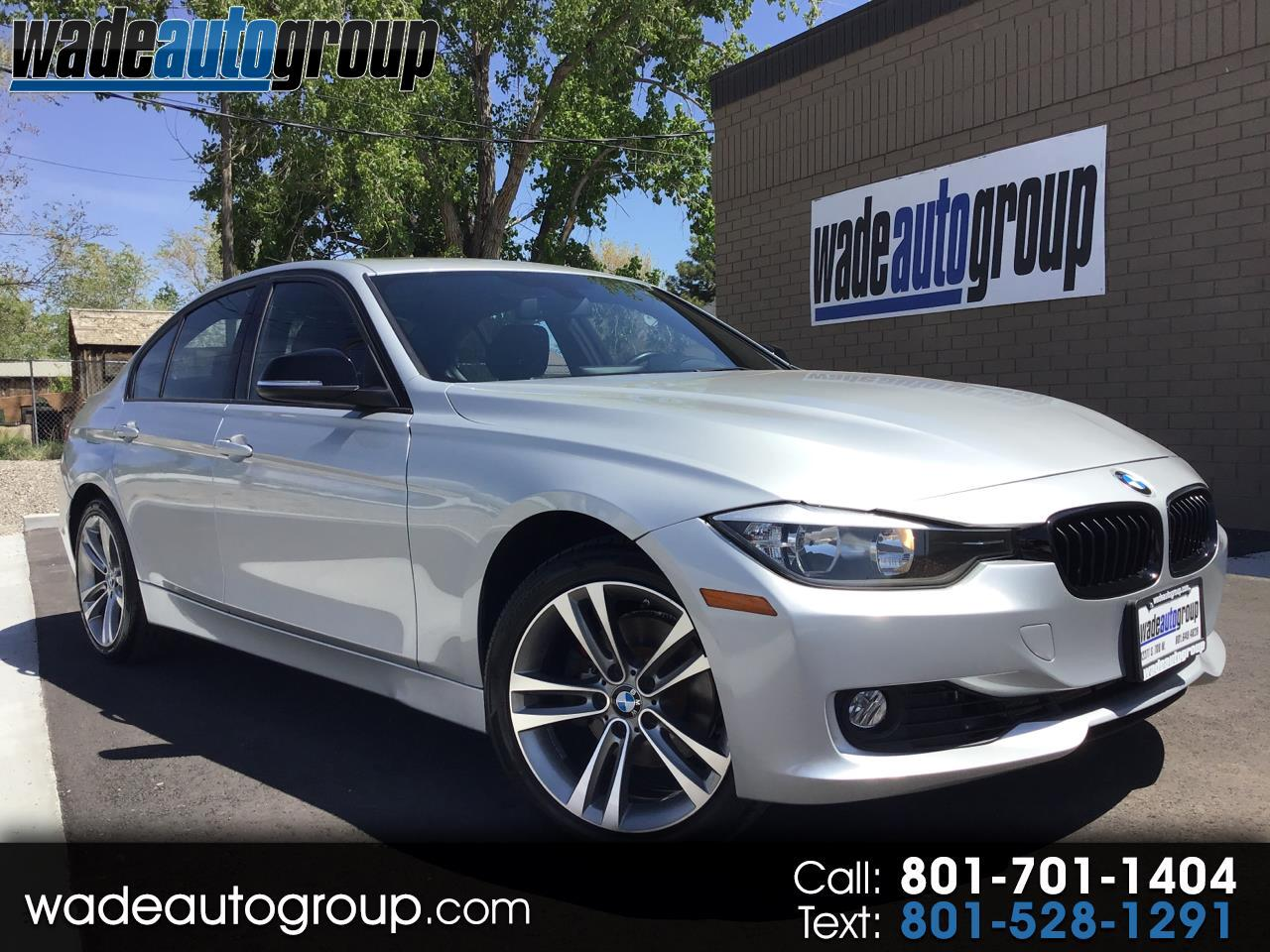 2015 BMW 3-Series 328i xDrive Sedan SULEV W/ Sport Pkg