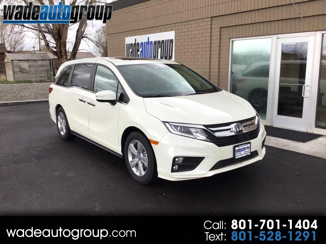 2019 Honda Odyssey EX-L W/ Factory DVD and Navigation