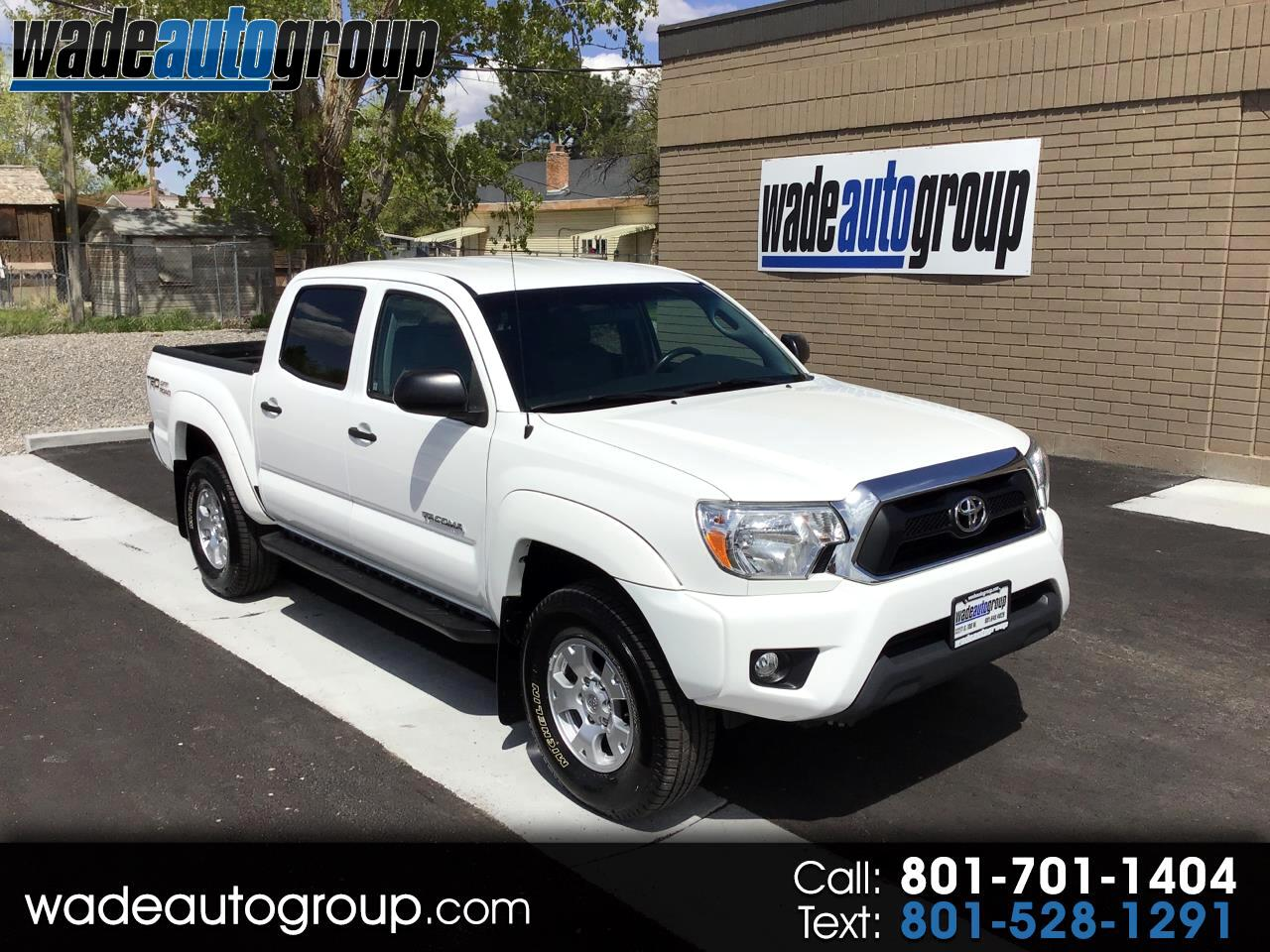 2015 Toyota Tacoma Double Cab TRD OFFROAD 4.0L V6 4WD