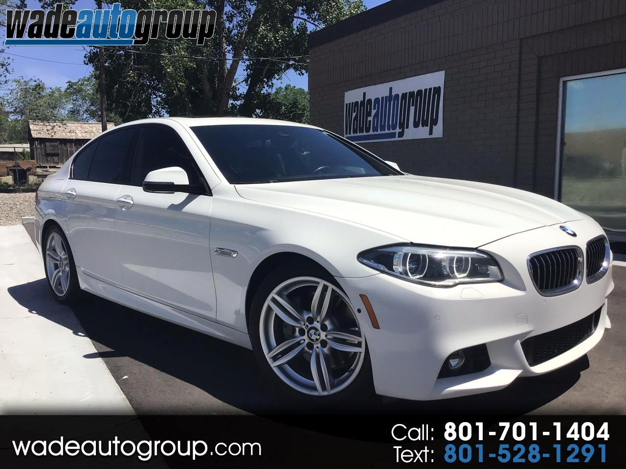 2014 BMW 5-Series 535i M Sport Sedan