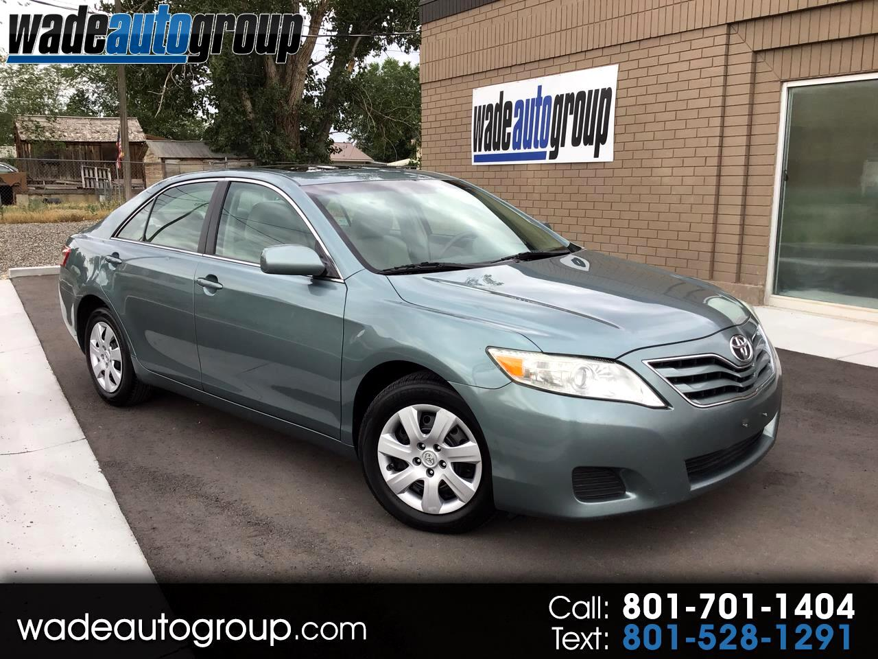 2010 Toyota Camry LE W/ Leather