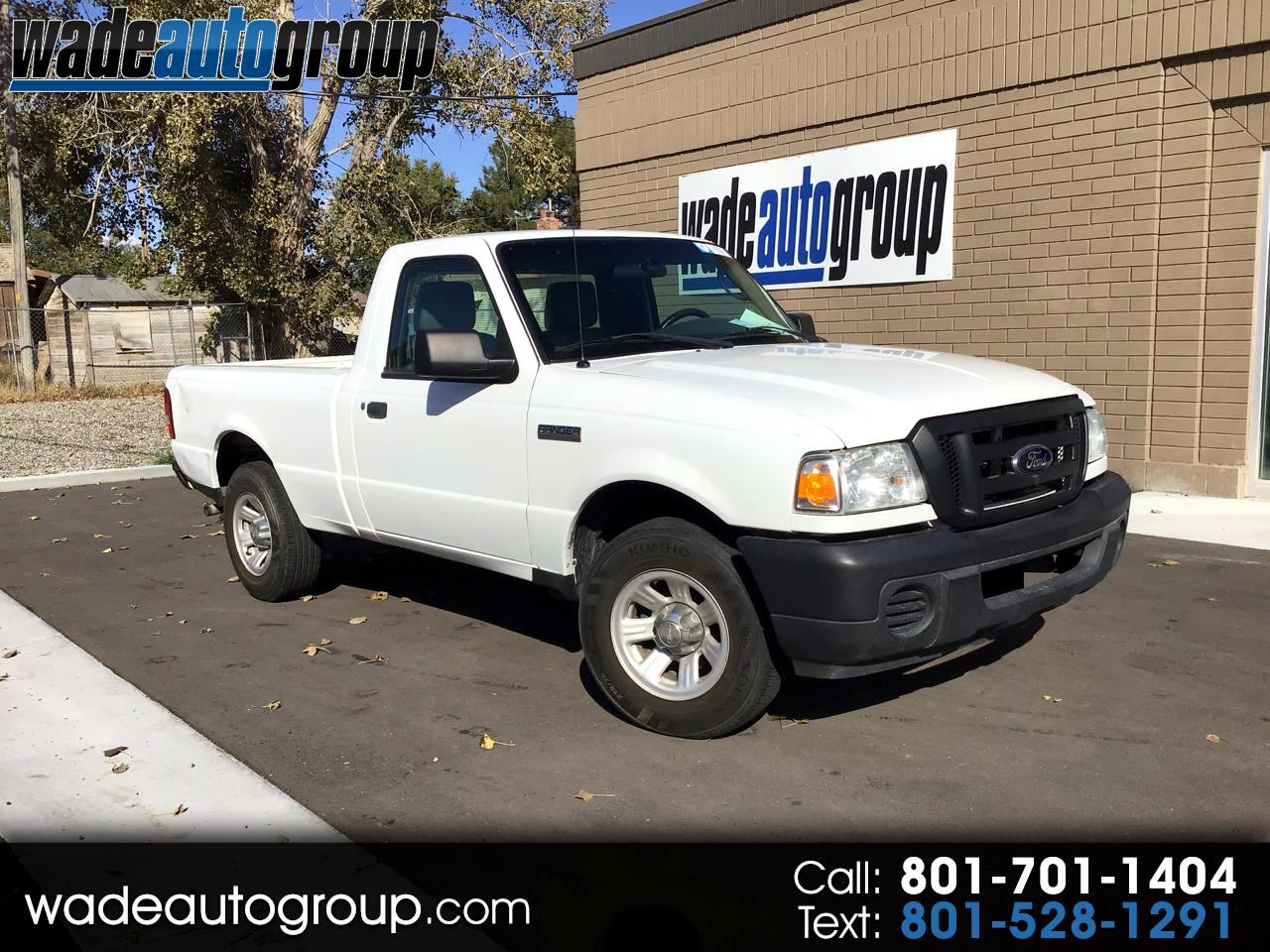 2011 Ford Ranger XL 2WD
