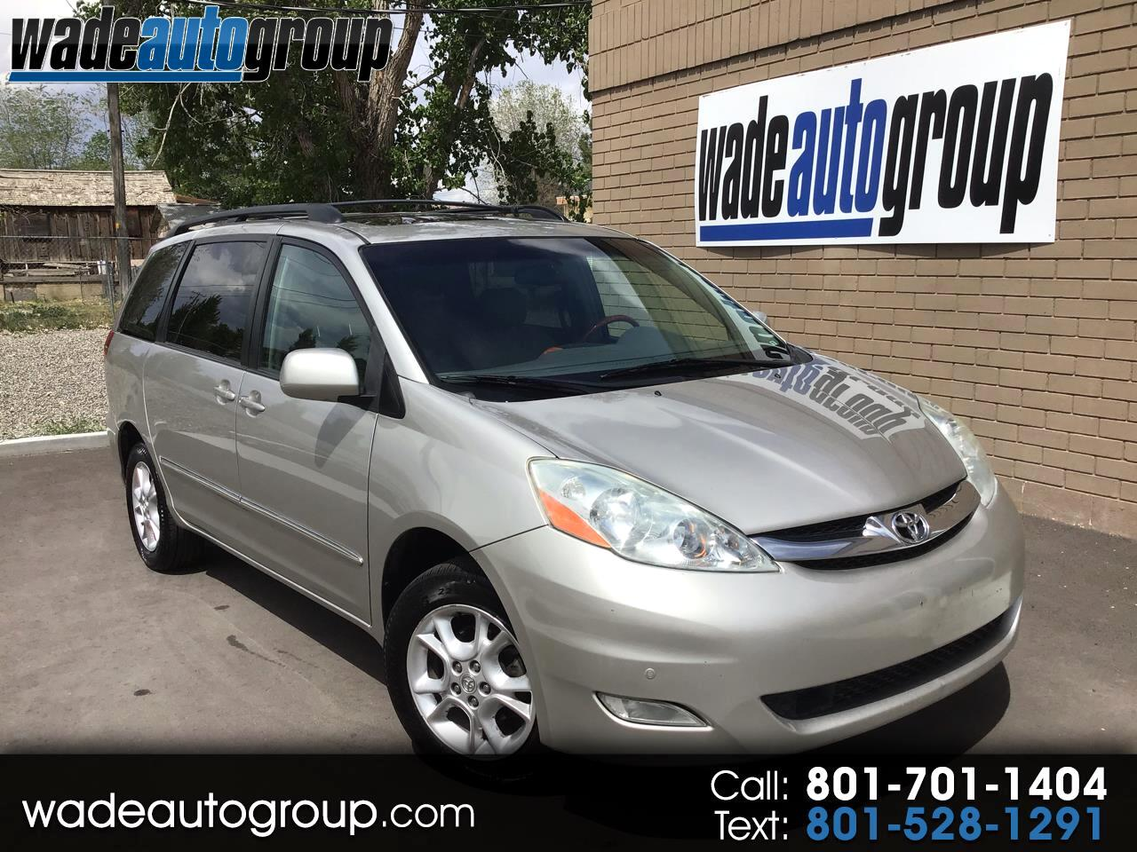 Toyota Sienna 5dr XLE Limited AWD (Natl) 2006