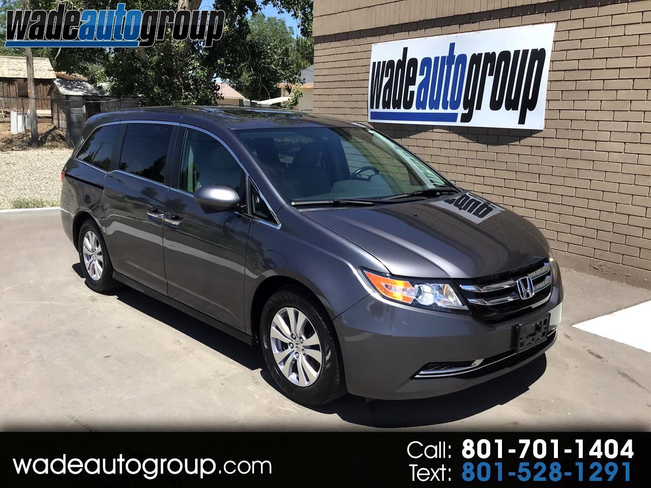 Honda Odyssey EX-L Auto 2017