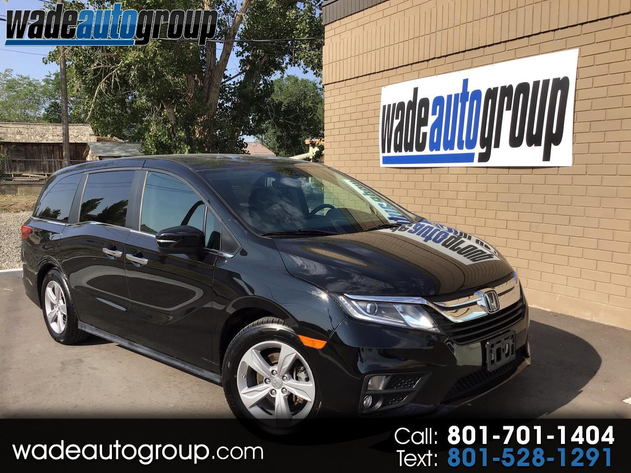 Honda Odyssey EX-L AT with RES & NAVI 2018