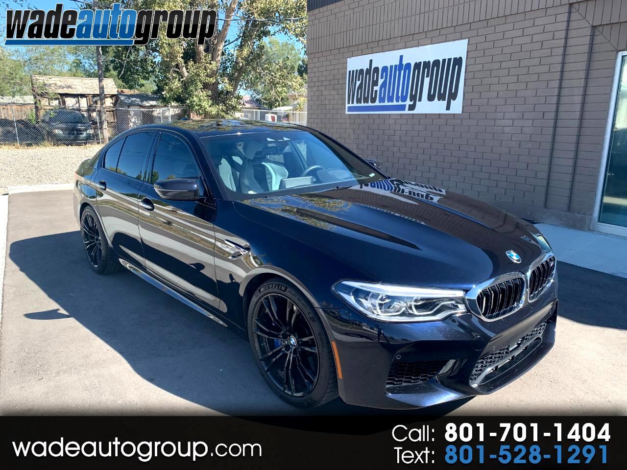 BMW M5 Sedan 2018