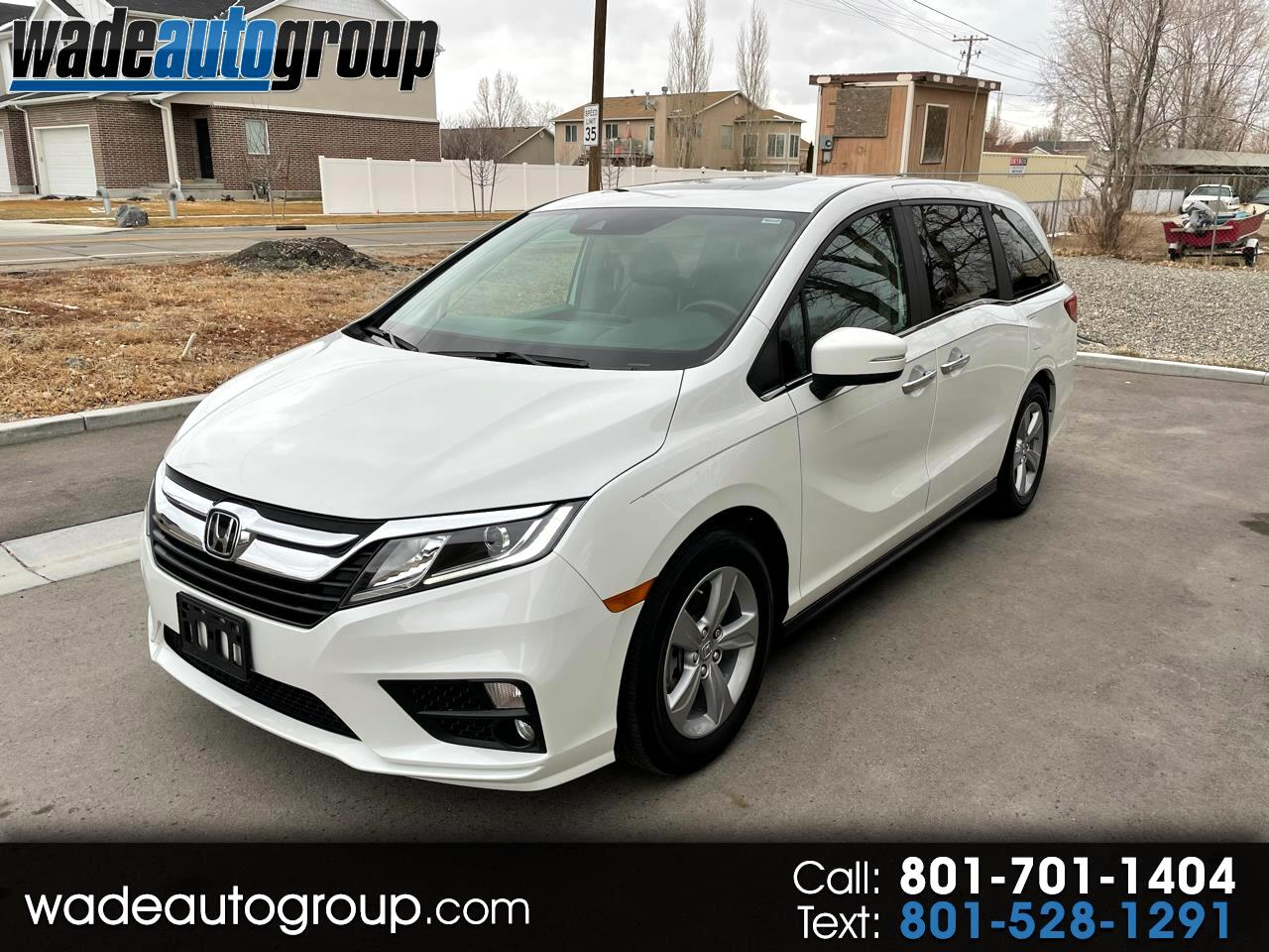 Honda Odyssey EX-L w/Navi/RES Auto 2020