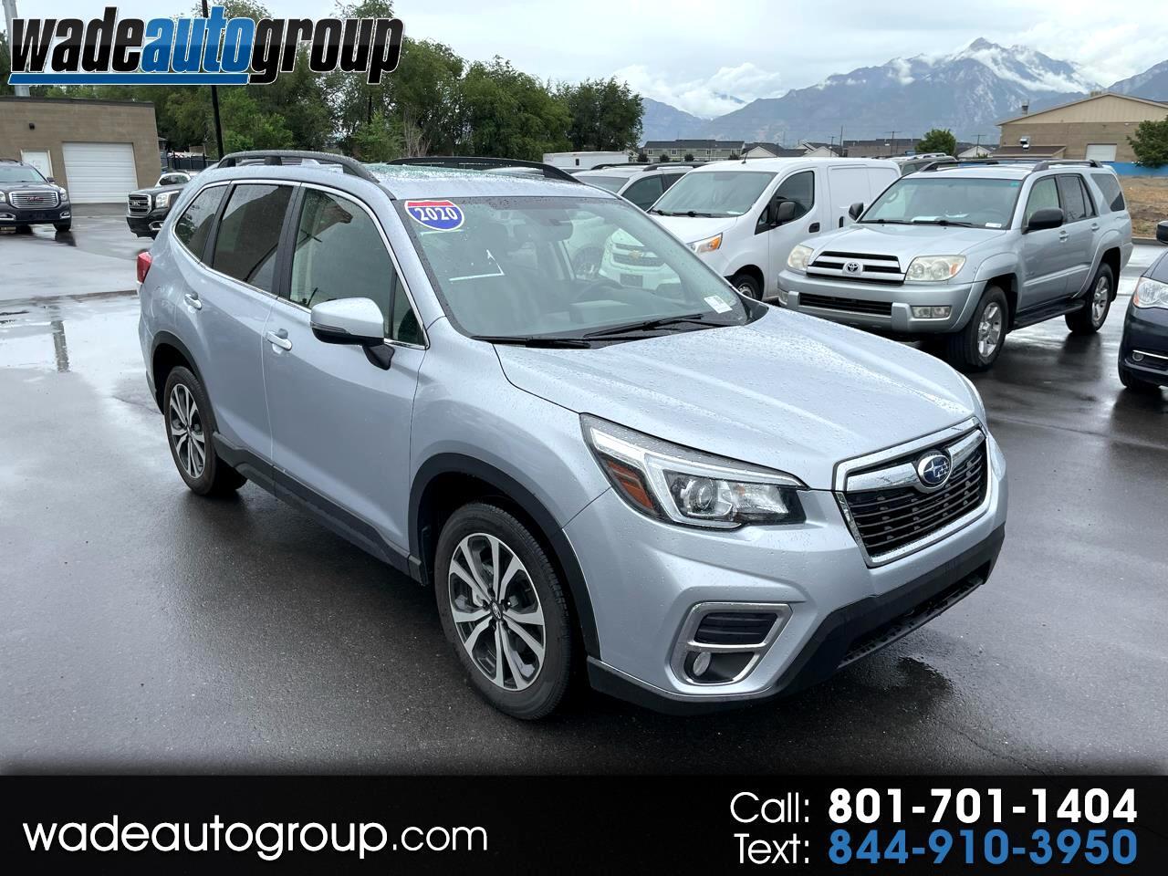 Subaru Forester Limited CVT 2020