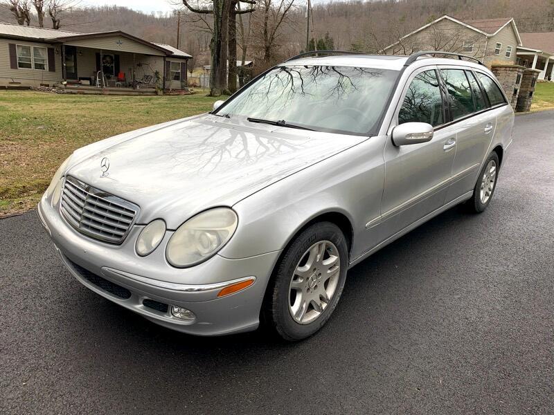 Mercedes-Benz E-Class Wagon E320 2004