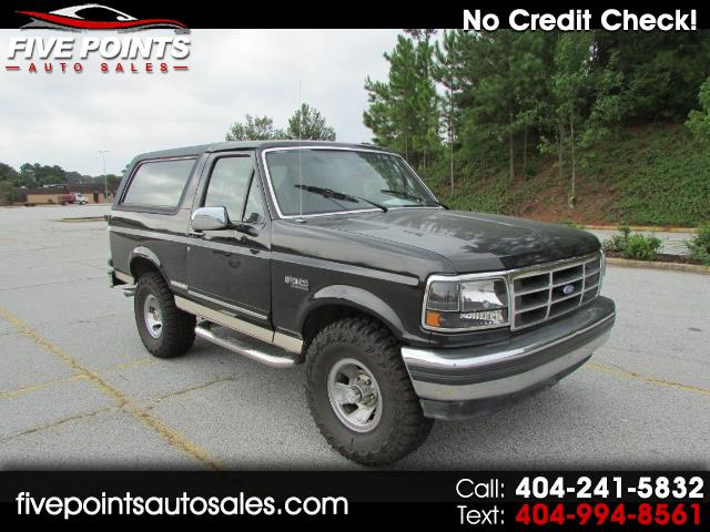 1993 Ford Bronco Base