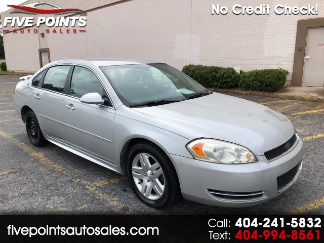2013 Chevrolet Impala LS (Fleet)