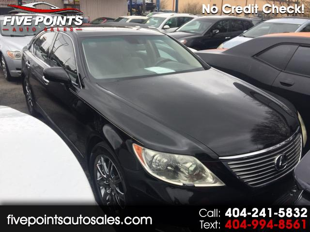 2008 Lexus LS Luxury Sedan