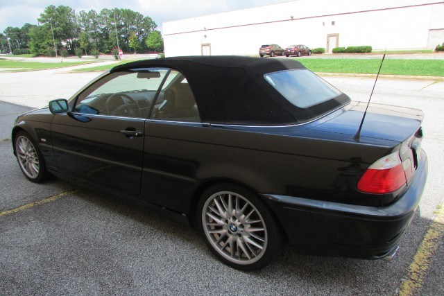 2003 BMW 3-Series 330Ci convertible