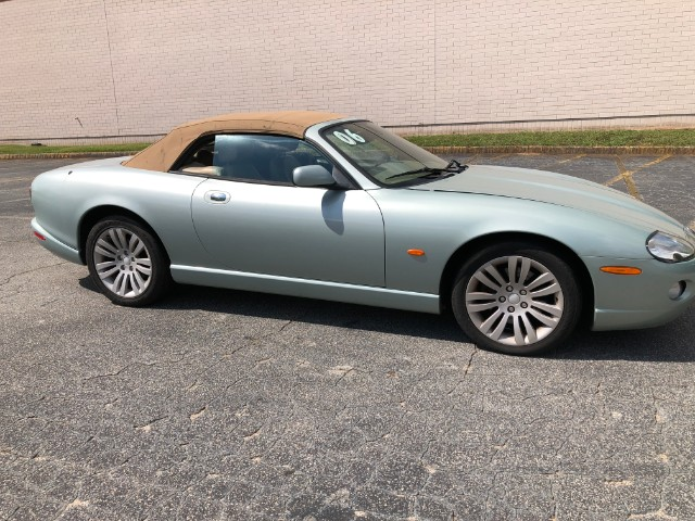 2006 Jaguar XK-Series XK8 Convertible