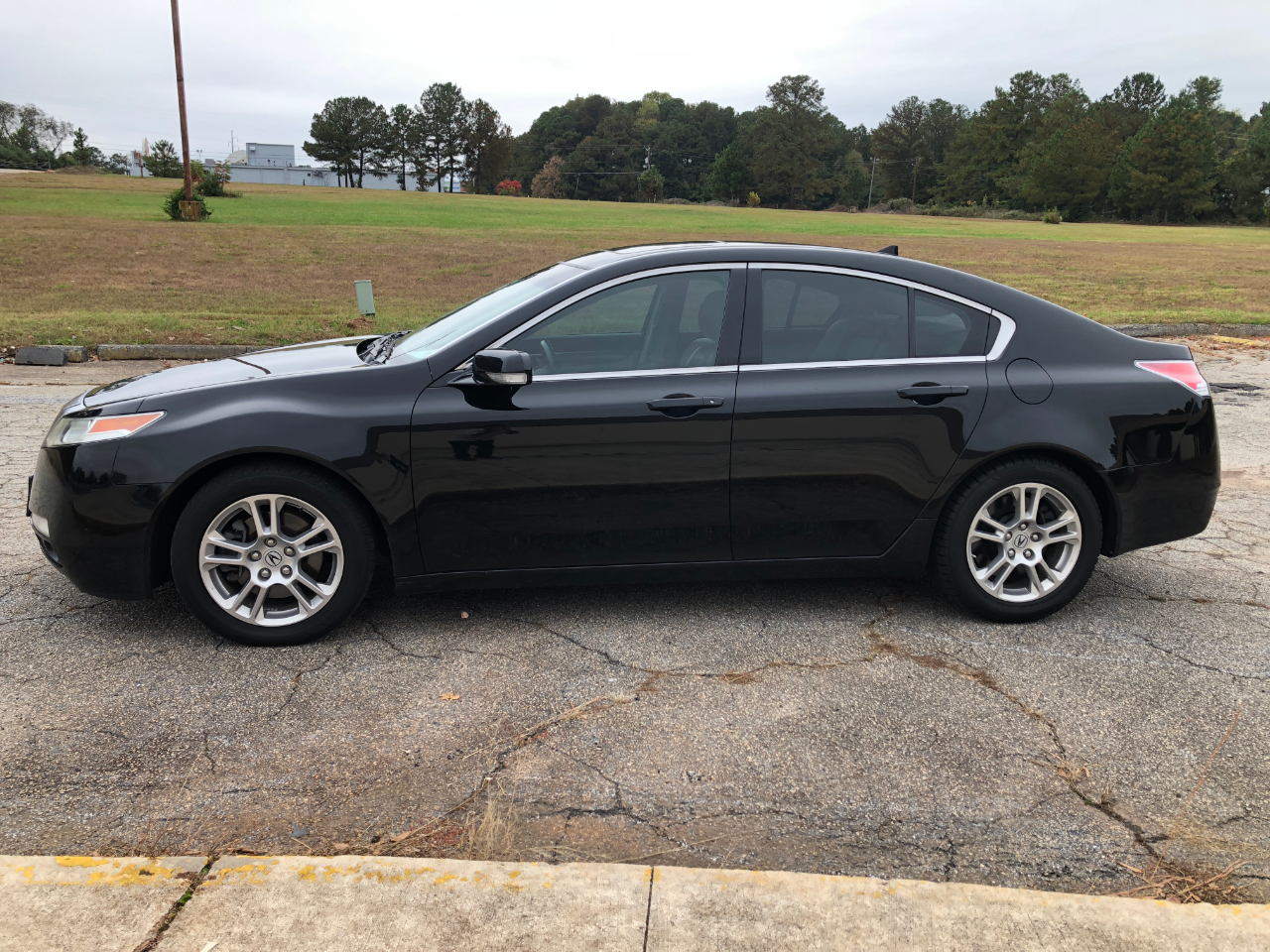 2009 Acura TL 5-Speed AT