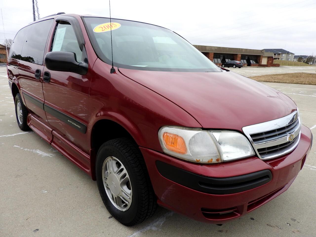 2005 Chevrolet Venture BRAUN MOBILITY
