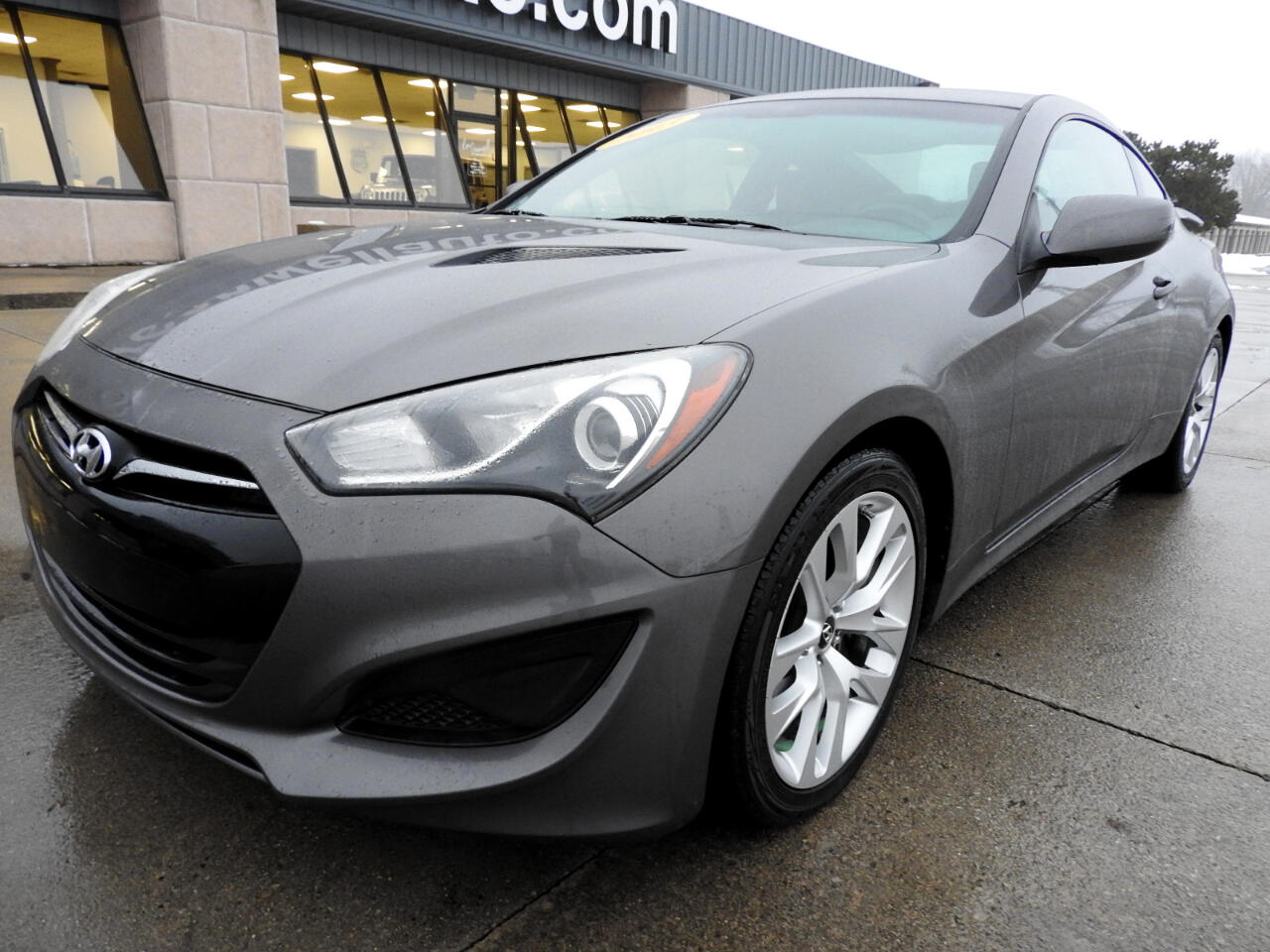 2013 Hyundai Genesis Coupe 2.0T Manual