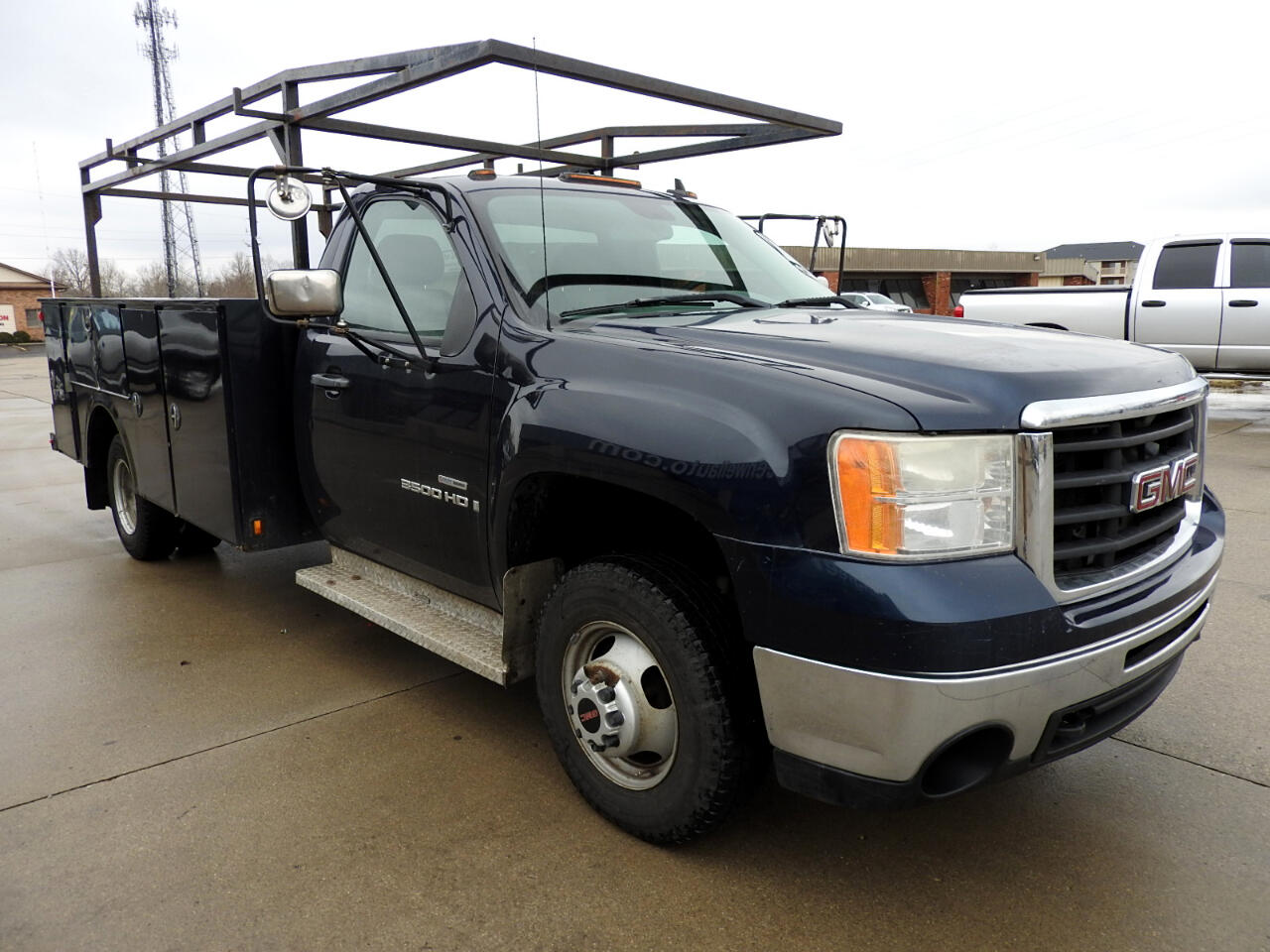 2007 GMC Sierra 3500HD Regular Cab 2WD