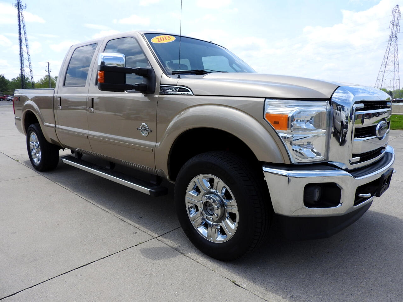2013 Ford F-250 SD Lariat FX4