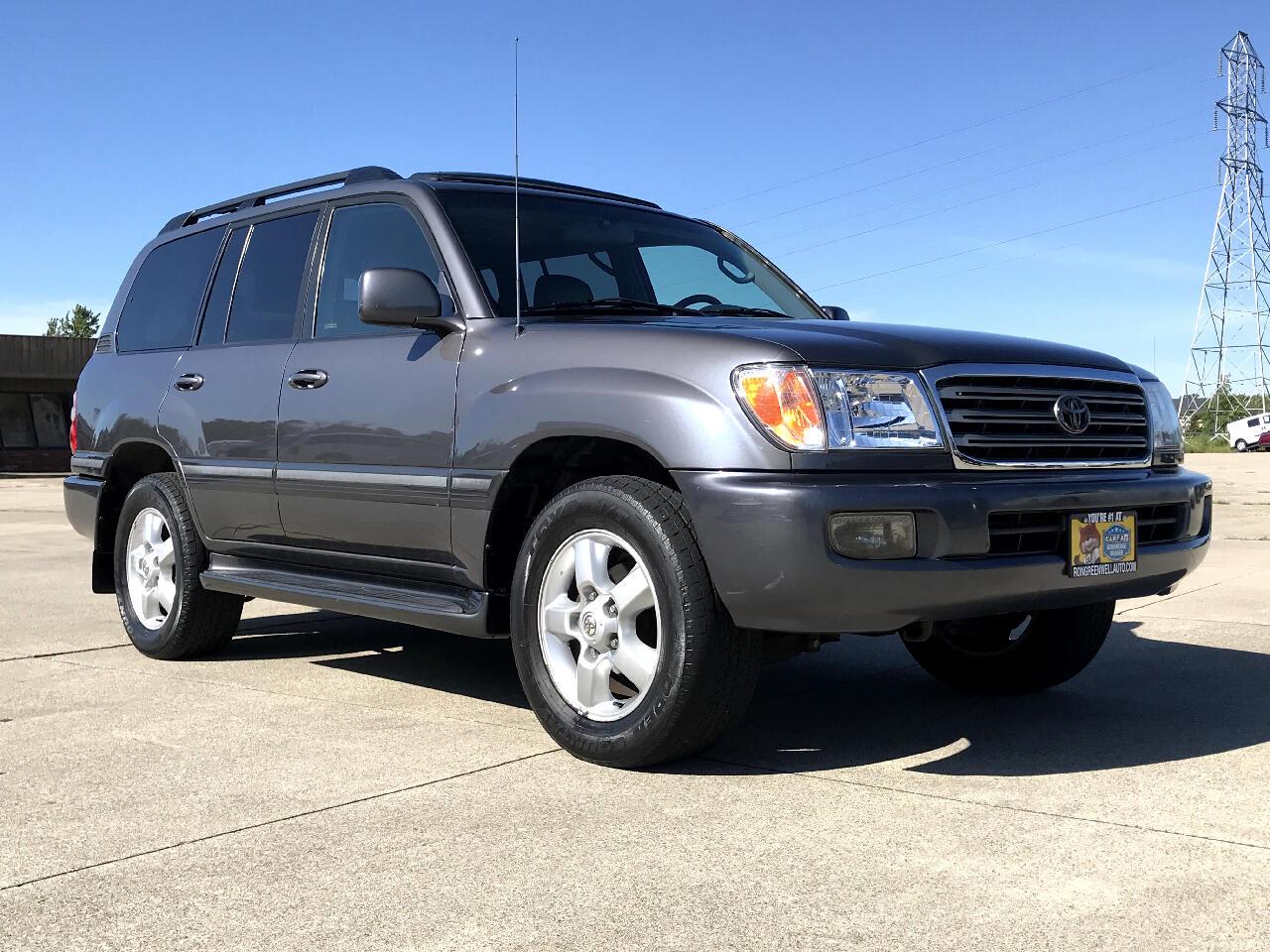 2004 Toyota Land Cruiser 4WD
