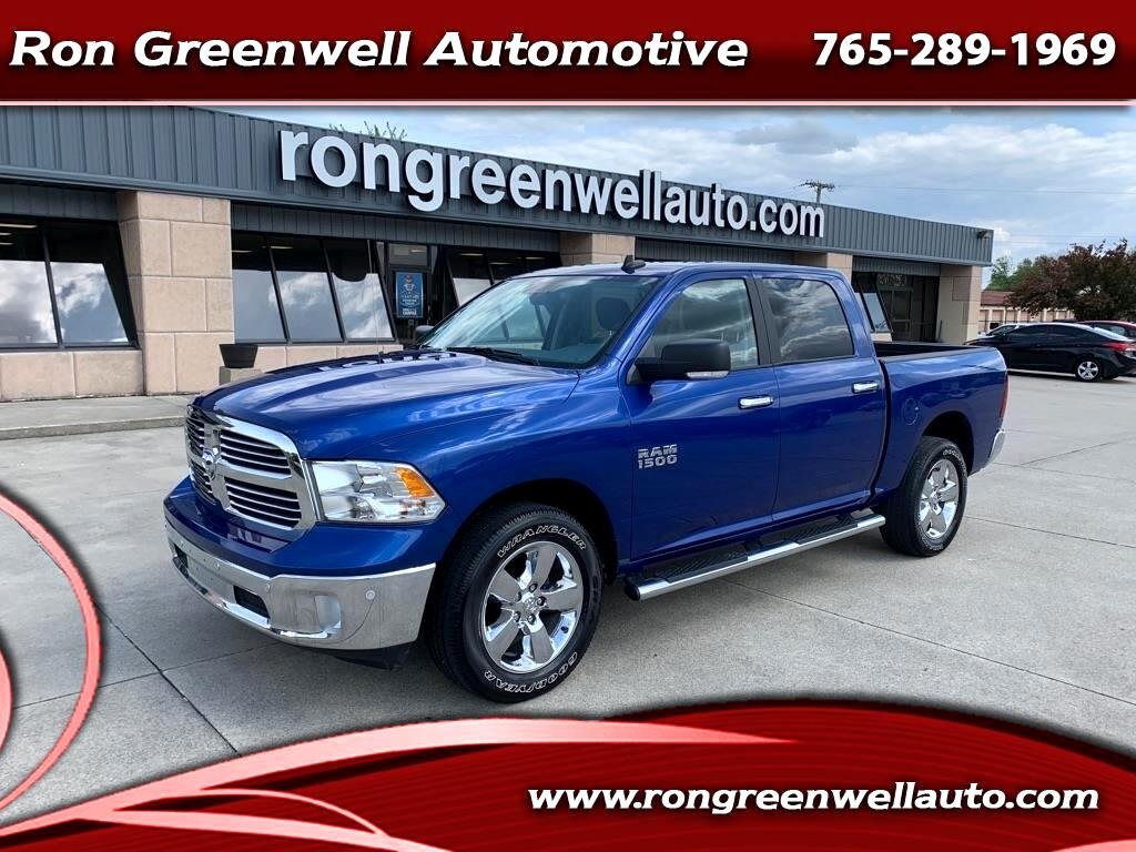 "RAM 1500 Big Horn 4x4 Crew Cab 5'7"" Box 2018"
