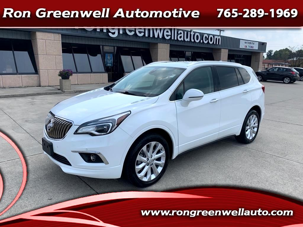 Buick Envision AWD 4dr Premium II 2017