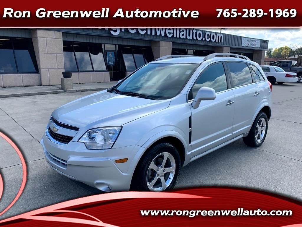 Chevrolet Captiva Sport Fleet FWD 4dr LT 2013