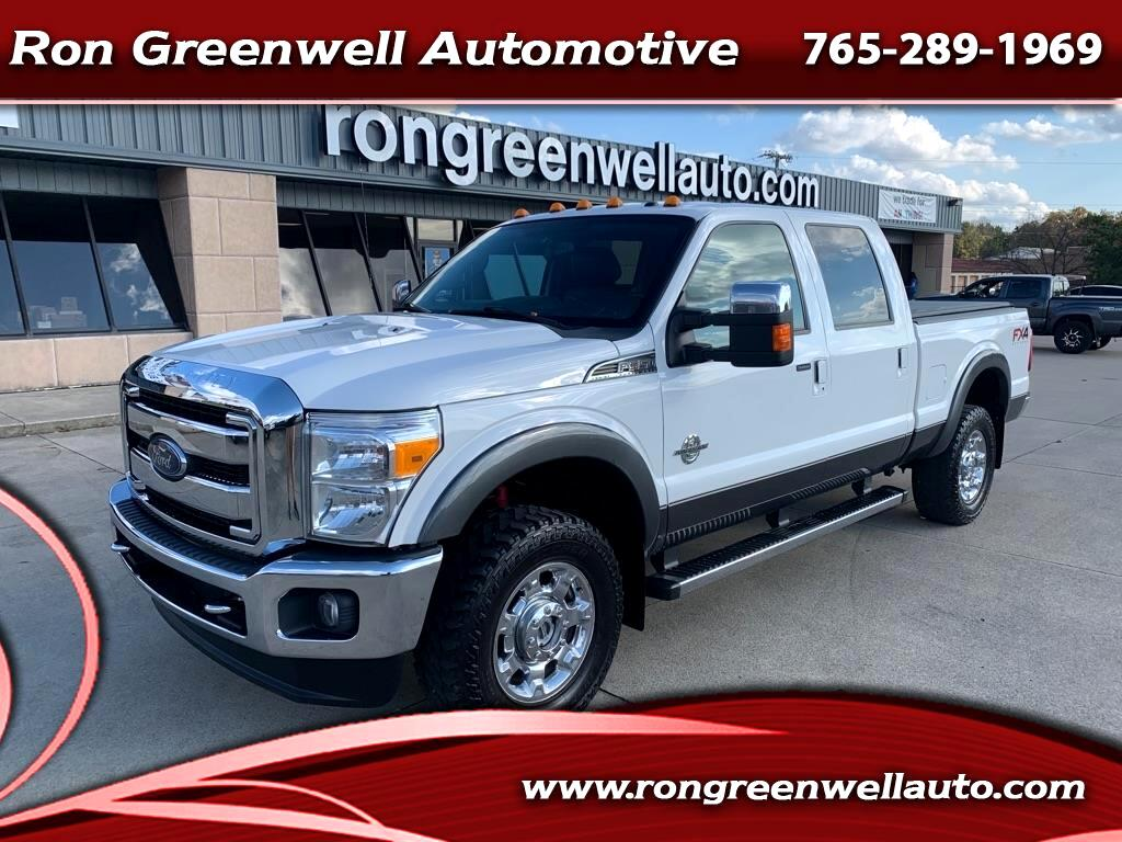 "Ford Super Duty F-350 SRW 4WD Crew Cab 156"" King Ranch 2015"