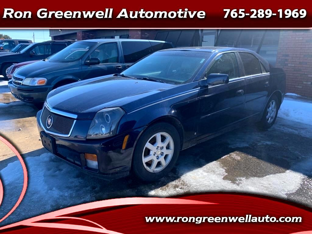 Cadillac CTS 4dr Sdn 2.8L 2007