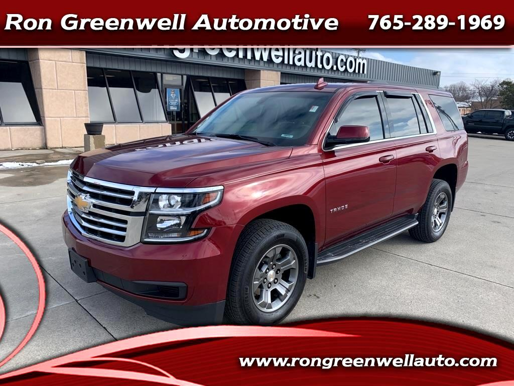 Chevrolet Tahoe 4WD 4dr LS 2018