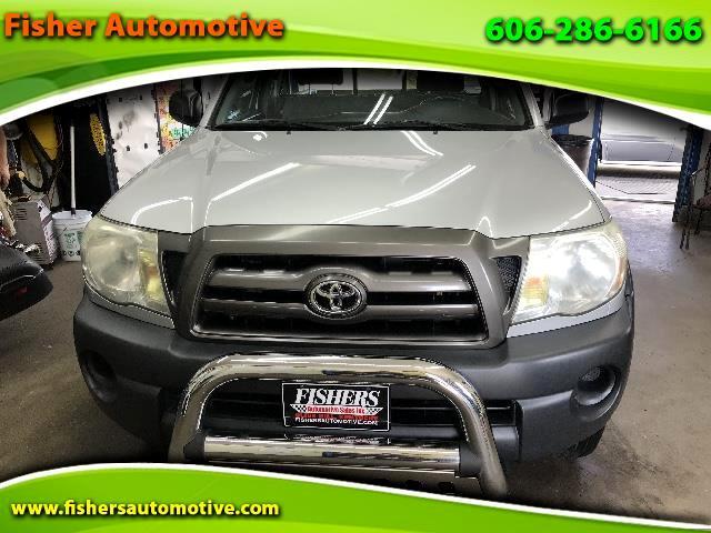 2009 Toyota Tacoma 4WD Reg I4 MT (Natl)