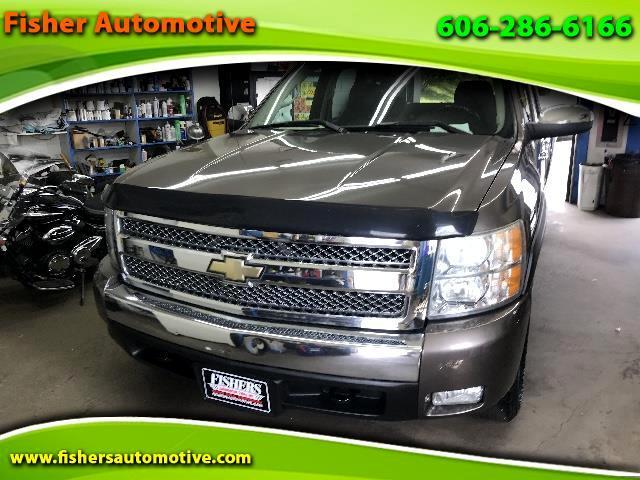 """2007 Chevrolet Silverado 1500 4WD Crew Cab 143.5"""" LT w/2LT"""