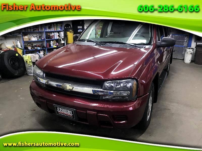 2007 Chevrolet TrailBlazer 4WD 4dr LS