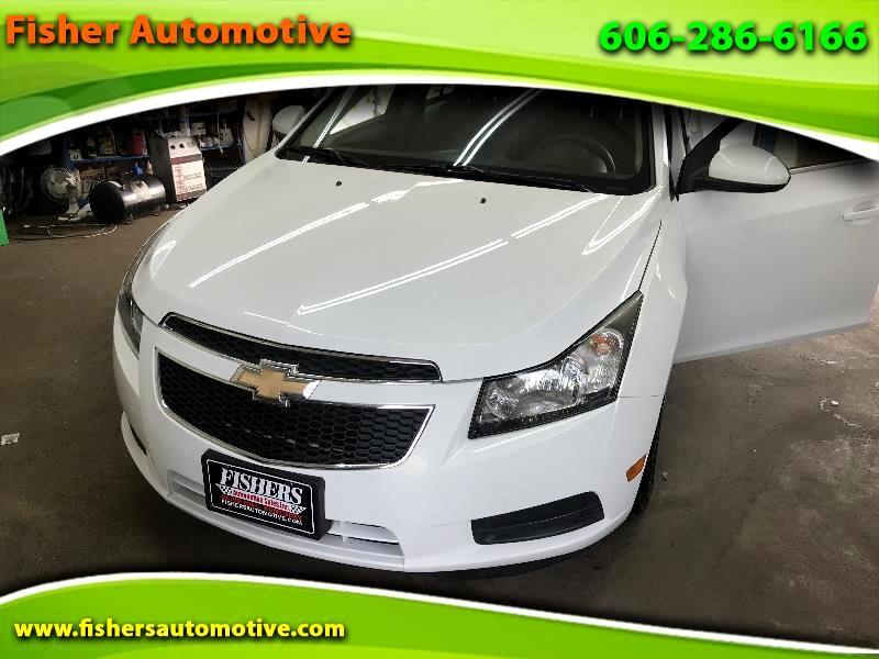 2012 Chevrolet Cruze 4dr Sdn LT w/1FL